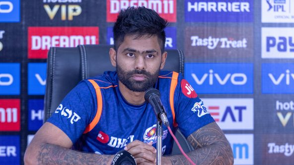 Suryakumar: My role has been defined very clearly by MI