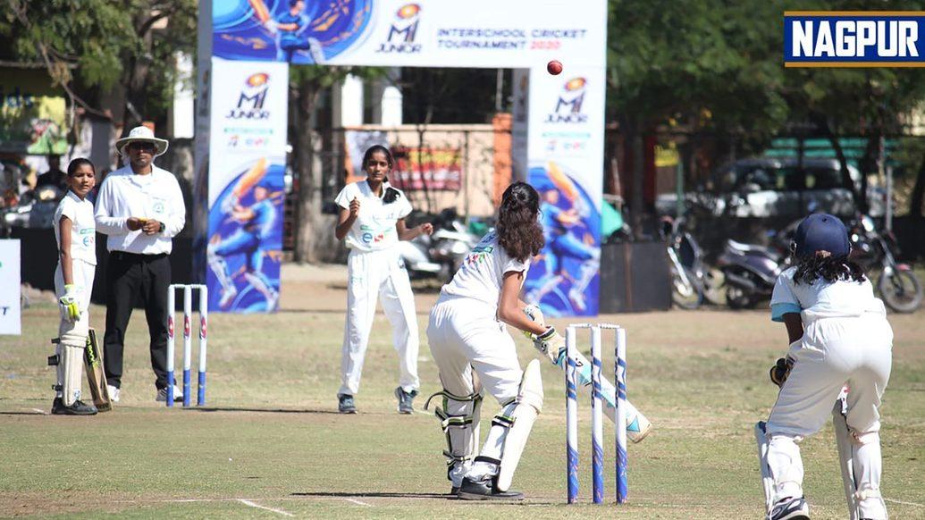 MI Junior reaches Nagpur!   MI Junior 2020   Mumbai Indians