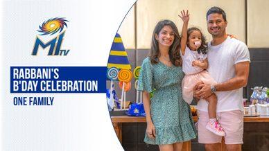 Rabbani Tare's Birthday celebration with One Family | रबानी तरे का जन्मदिन