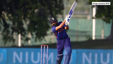 India post nine-wicket win against Aussies in the second practice game