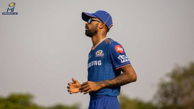 """""""I want to bowl in all games at the T20 World Cup"""": Hardik Pandya"""