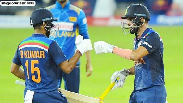 Deepak Chahar's resilient knock helps India seal ODI series