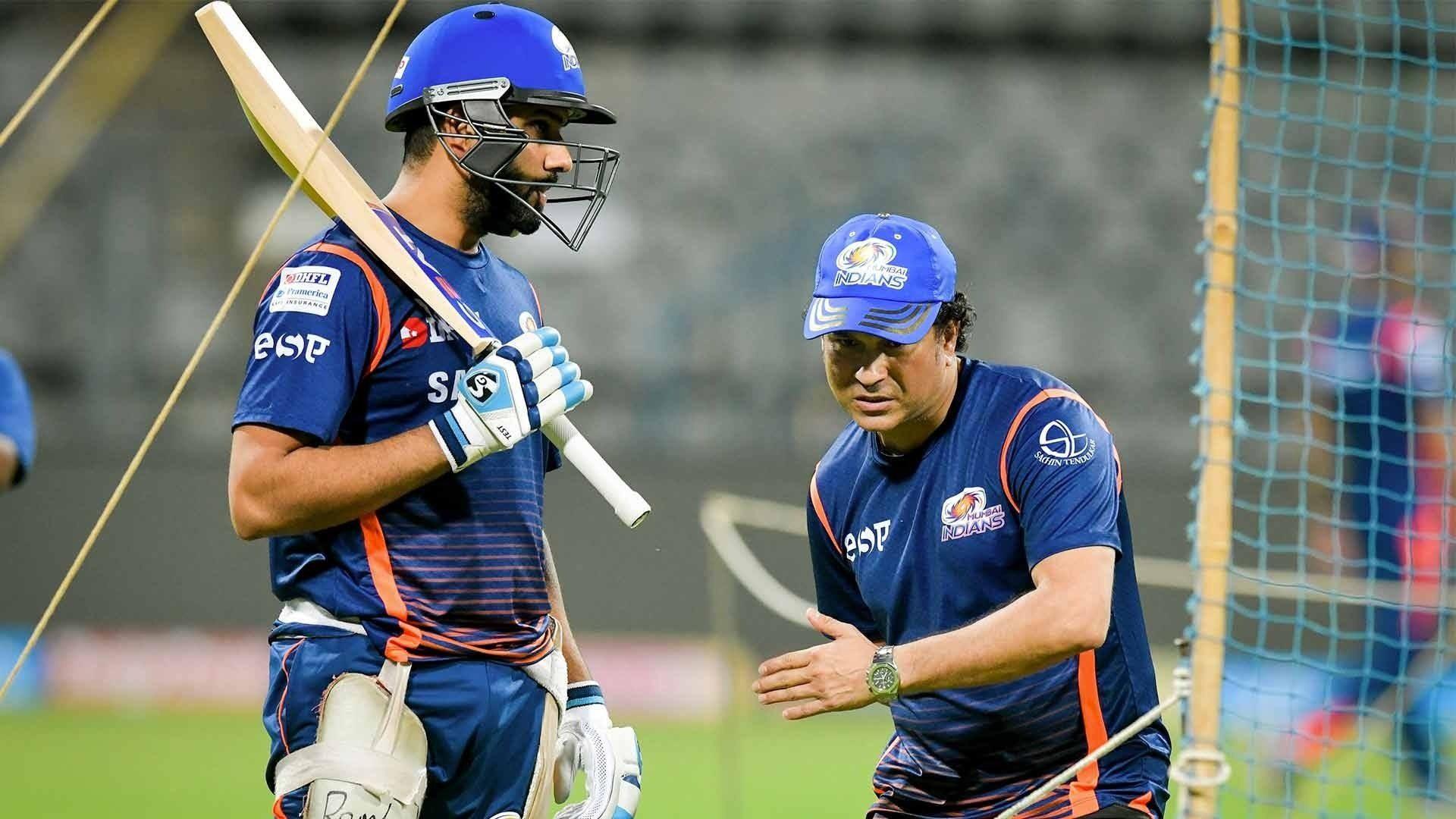 Rohit Sharma: I'd like to bring Sachin and Pollock back - Mumbai Indians