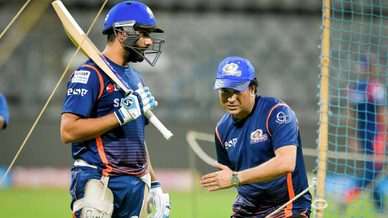 Rohit Sharma: I'd like to bring Sachin and Pollock back