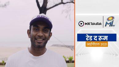 जयंत ने चेक किया अनमोलप्रीत का रूम | आईपीएल 2021