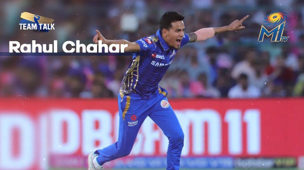 SKY & Chahar Talk About Pitch's Impact | RR vs MI Post-Match