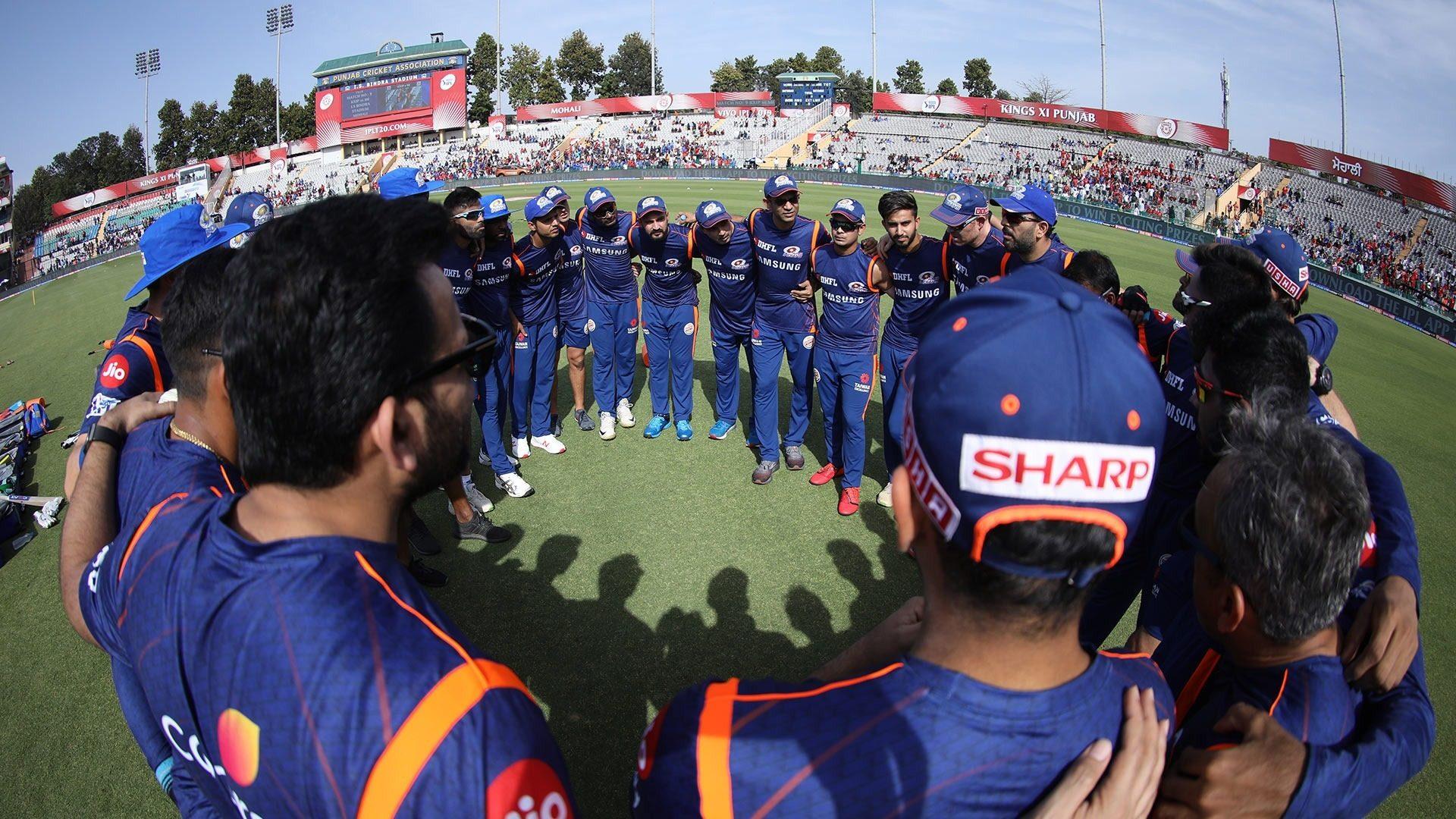 Mumbai Indians retain and release players - Mumbai Indians