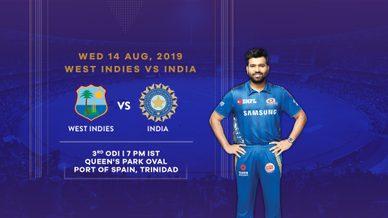 India aim for series triumph in Trinidad