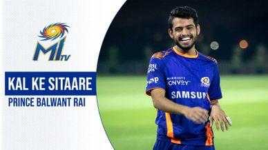 Kal Ke Sitaare ft. Prince Balwant Rai | कल के सितारे | Mumbai Indians