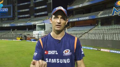 Masterclass by Shane Bond | Mumbai Indians