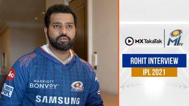 Rohit Interview | IPL 2021