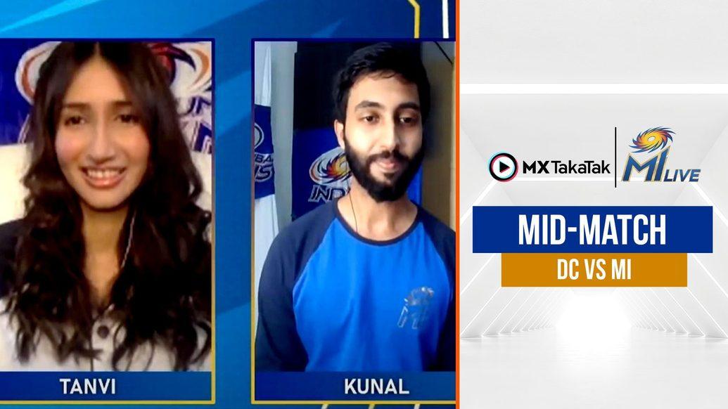 📹 #MXTakaTakMILive: Mid-match show!