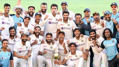Everything that's captured our heart in India's journey to the WTC final