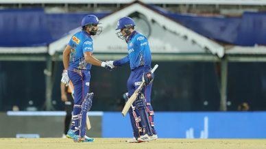 Match 03 | MI vs SRH | IPL 2021