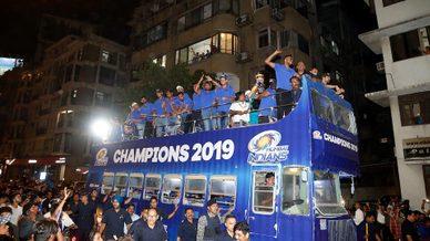 Champions Parade | Mumbai Indians