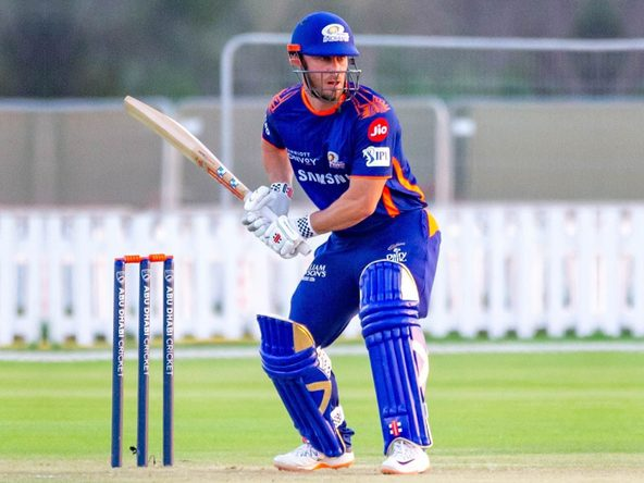 Chris Lynn: Happy to bat wherever it may be - Mumbai Indians