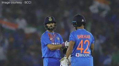 Kohli steers India to first ever T20I win against the Proteas at home