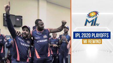 MI Rewind - Winning our 5th IPL Title   हमारी पिछले साल की जीत