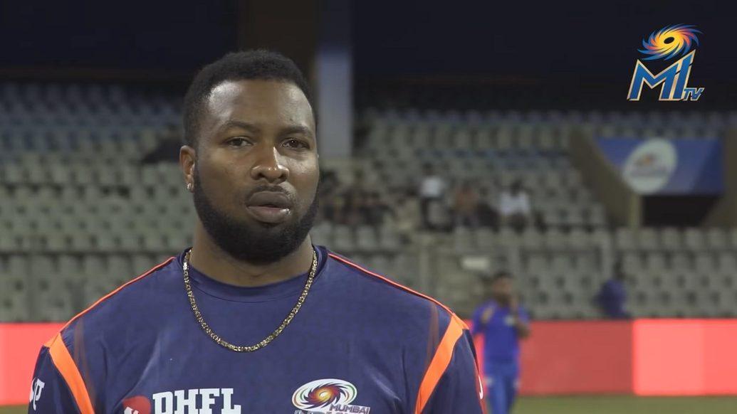 Kieron Pollard's MI All-Time XI   Mumbai Indians