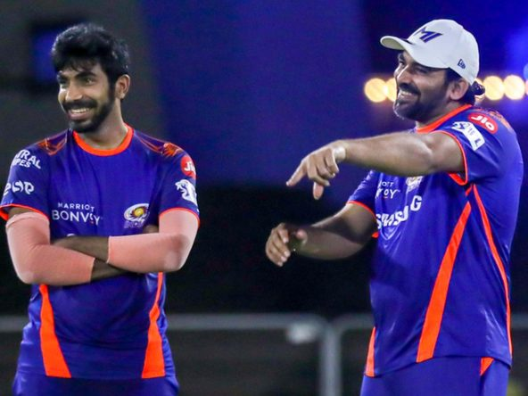 Zaheer Khan: Bumrah carries the weight of the backend of innings on his shoulders - Mumbai Indians