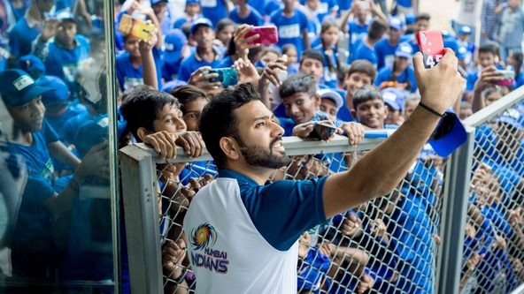 IPL 2021 extends a warm welcome to fans in the stadium