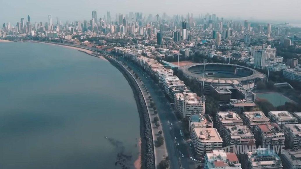 Mumbai during COVID-19 lockdown | Mumbai Indians