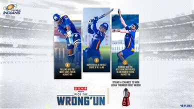 USHA presents Pick The Wrong'Un Contest