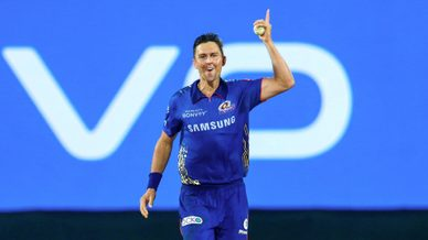 """It's hard to pinpoint one crucial performance today"": Trent Boult"