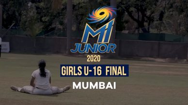 MI Junior U-16 Girls Final - Mumbai | Mumbai Indians
