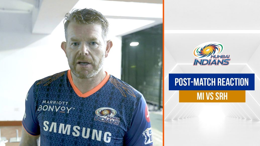 Pamment reacts to our big WIN against SRH | जेम्स के विचार | IPL 2021