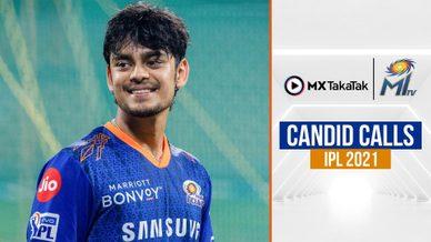 MI Candid Calls with Ishan and Saurabh | ईशान और सौरभ की खाने पे चर्चा | IPL 2021