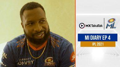 MI Diary EP 4 - Capital challenge, Hitman Day & CSK triumph | टीम की दिनचर्या | IPL 2021