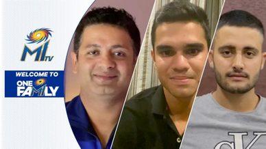 एमआई से जुड़ने पर पीयूष, युधवीर और अर्जुन के विचार | हमारे नए खिलाड़ी | आईपीएल नीलामी 2021
