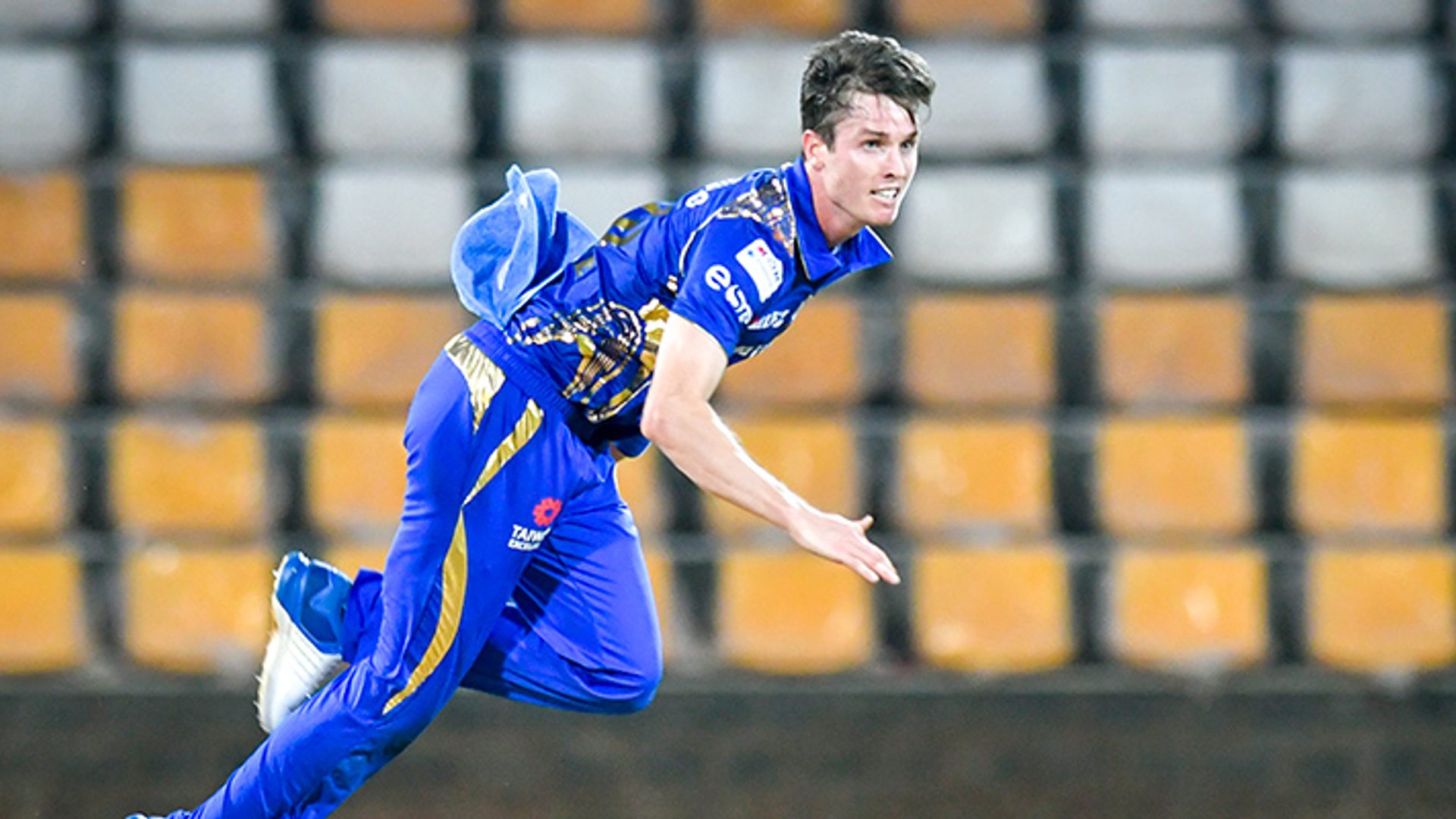 Being a part of MI is very cool, says Milne - Mumbai Indians