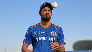 Roosh Kalaria joins Mumbai Indians squad for IPL 2021
