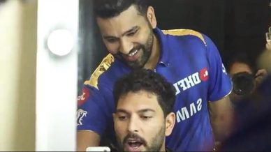 You will get big runs when it matters: Yuvraj to Rohit