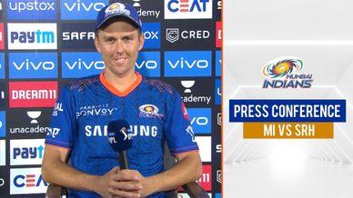 Trent Boult's post-match press conference | बोल्ट के विचार | MI vs SRH