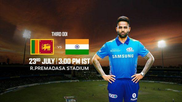 Team India look to whitewash Sri Lanka in ODI series