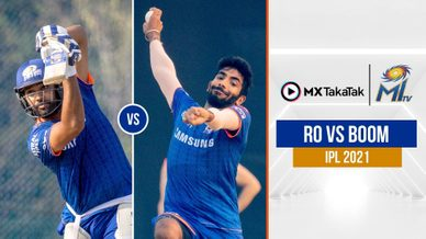 Rohit Sharma vs Jasprit Bumrah | रोहित बनाम बुमराह | IPL 2021