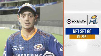 Quinton de Kock bats under the lights   क्विंटन की बल्लेबाज़ी   IPL 2021