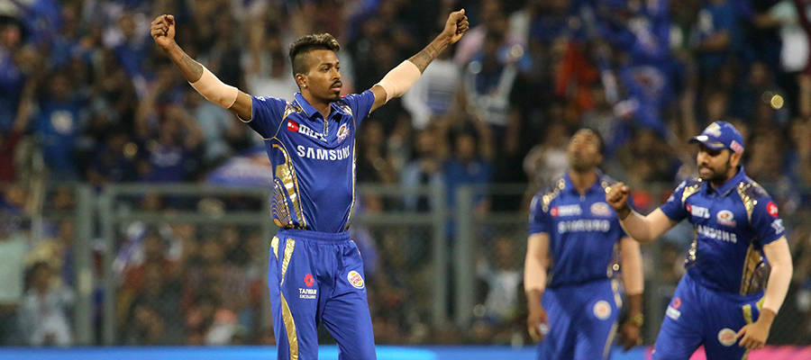 Learning from mistakes with every passing game: Hardik - Mumbai Indians