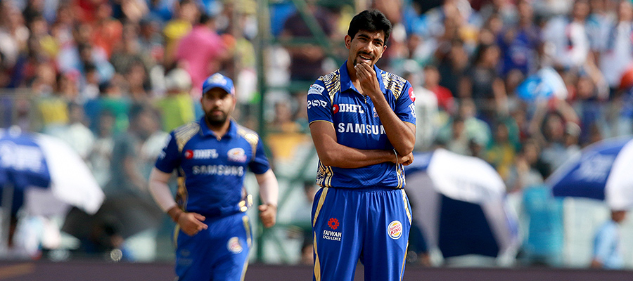 Bumrah: Rohit suggested the slower ball - Mumbai Indians